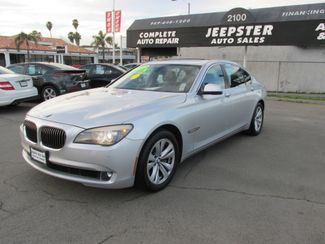 2012 BMW 740Li Luxury Sedan in Costa Mesa, California 92627
