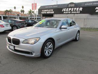 2012 BMW 740Li Luxury Sedan in Costa Mesa, California 92627