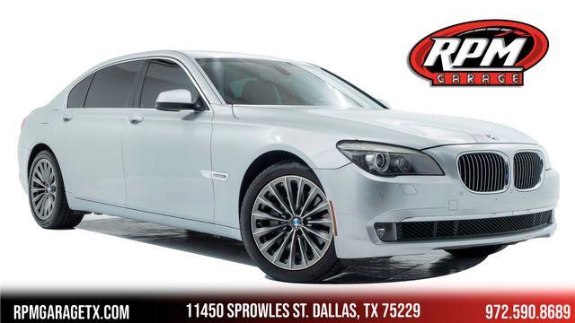 2012 BMW 740Li 90k MSRP with Rear TV's in Dallas, TX 75229