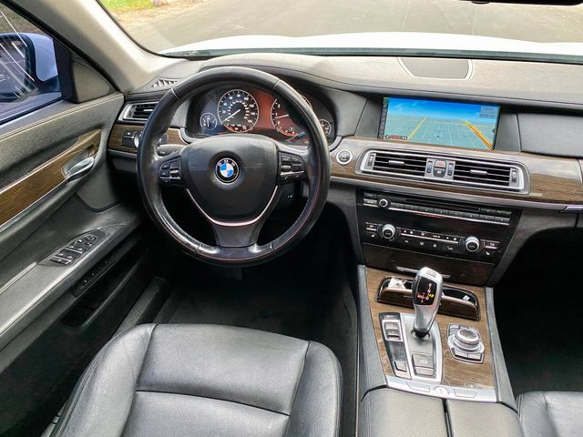 2012 BMW 740Li PREMIUM PKG 77K MLS NEW TIRES SERVICE RECORDS in Van Nuys, CA 91406