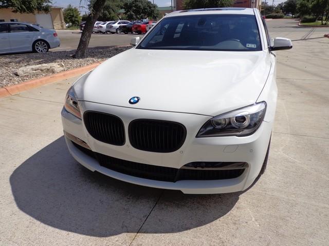 2012 BMW 750i Austin , Texas 14