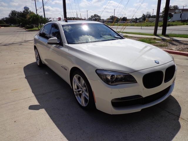2012 BMW 750i Austin , Texas 9