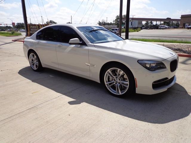 2012 BMW 750i Austin , Texas 10