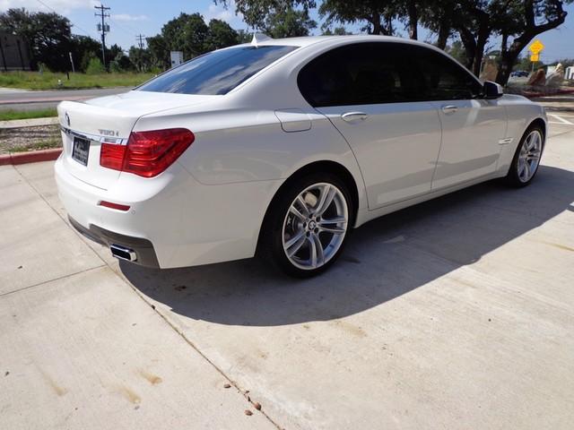 2012 BMW 750i Austin , Texas 7