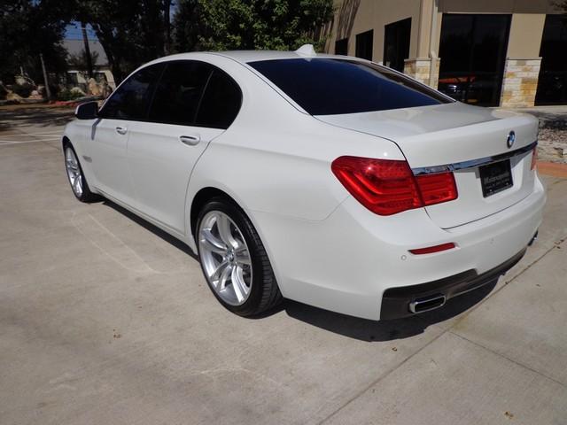 2012 BMW 750i Austin , Texas 4