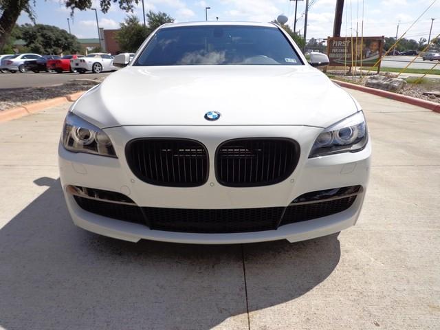 2012 BMW 750i Austin , Texas 12