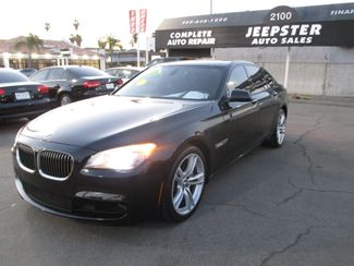 2012 BMW 750i M Sport in Costa Mesa California, 92627