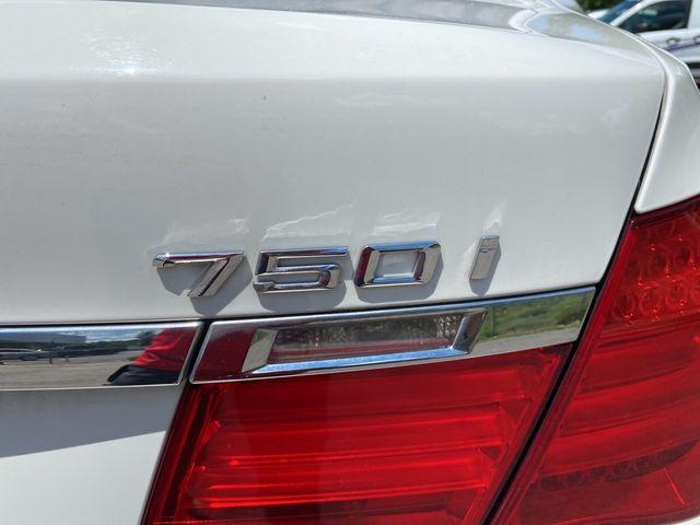 2012 BMW 750i 750i Madison, NC 17