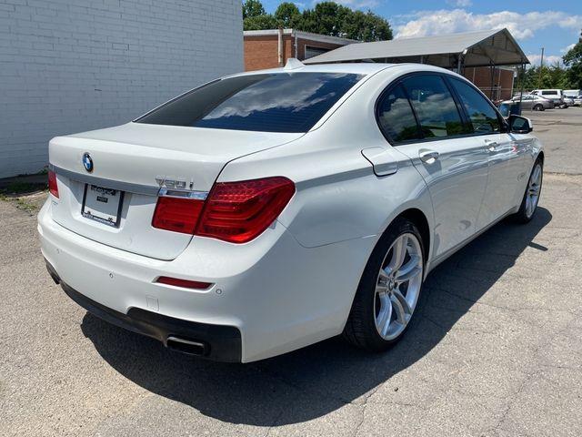 2012 BMW 750i 750i Madison, NC 1