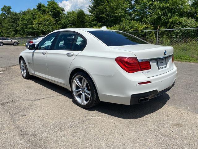 2012 BMW 750i 750i Madison, NC 3