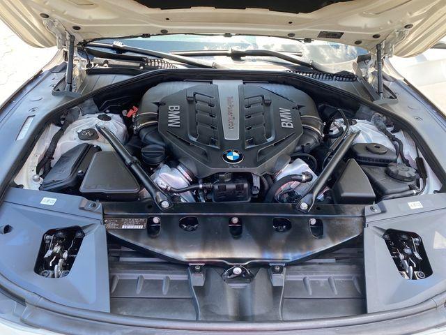 2012 BMW 750i 750i Madison, NC 42