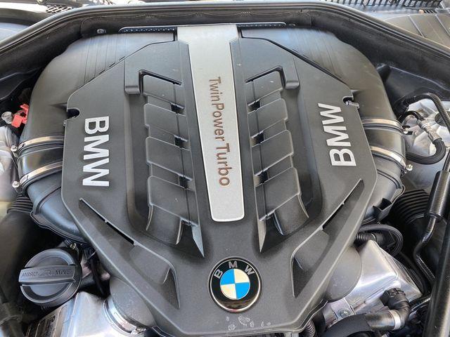 2012 BMW 750i 750i Madison, NC 45
