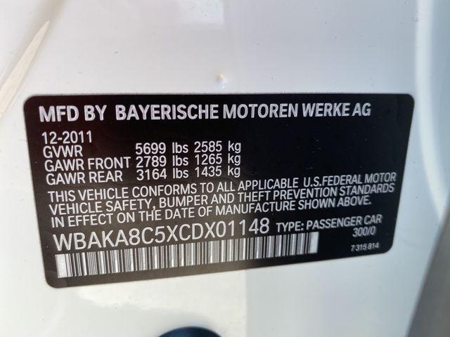 2012 BMW 750i 750i Madison, NC 46