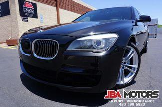 2012 BMW 750i 7 Series Sedan 750 M Sport Driver Assist $98k MSRP | MESA, AZ | JBA MOTORS in Mesa AZ
