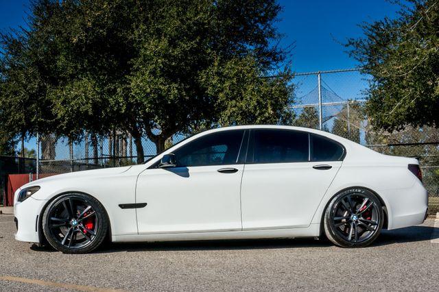 2012 BMW 750i Reseda, CA 4