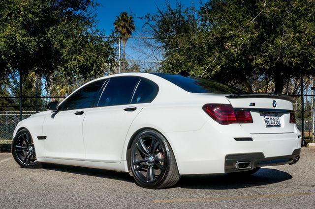 2012 BMW 750i Reseda, CA 6