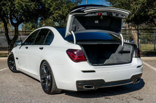 2012 BMW 750i Reseda, CA 10