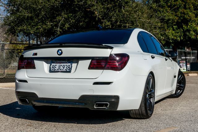 2012 BMW 750i Reseda, CA 8