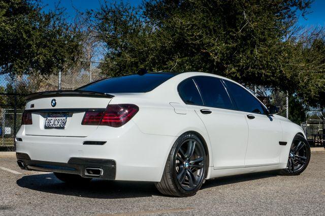 2012 BMW 750i Reseda, CA 9