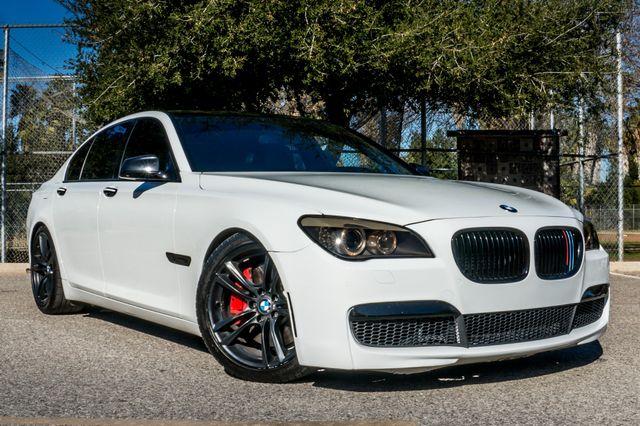 2012 BMW 750i Reseda, CA 48