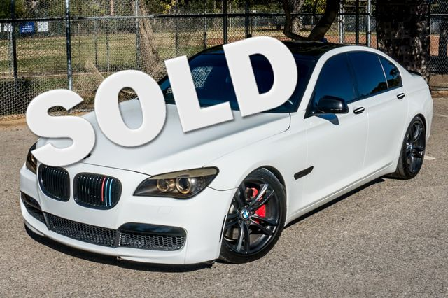 2012 BMW 750i Reseda, CA 0