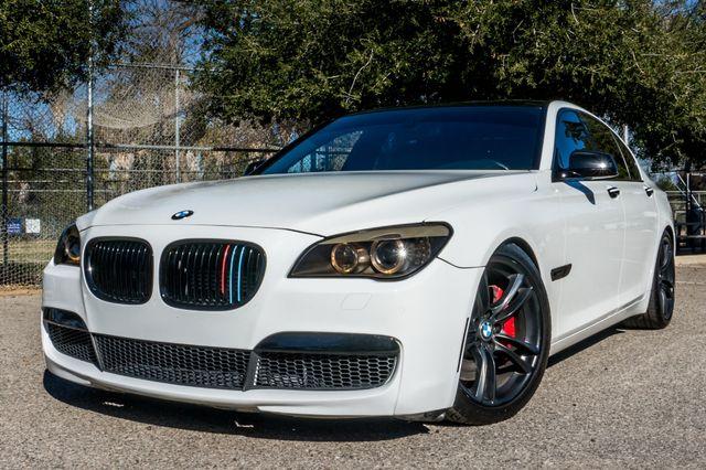 2012 BMW 750i Reseda, CA 45