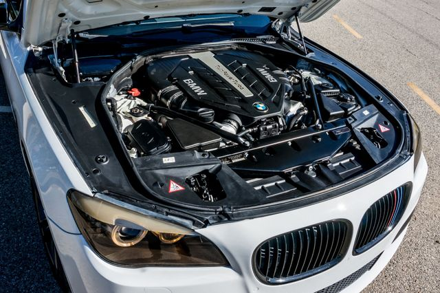 2012 BMW 750i Reseda, CA 42