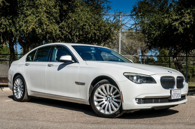 2012 BMW 750i in Reseda, CA, CA 91335