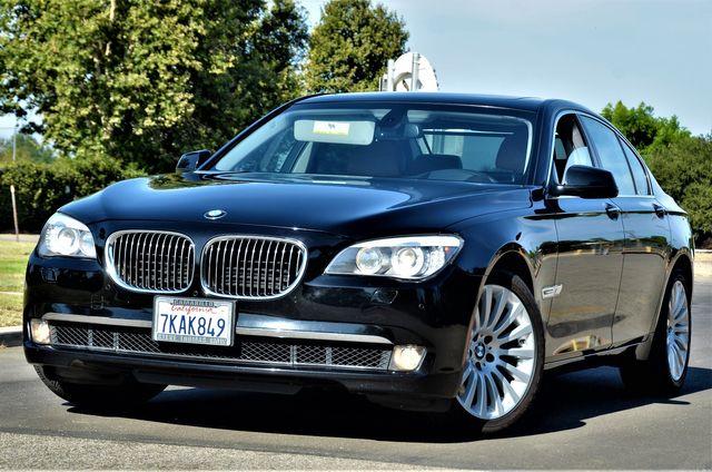2012 BMW 750i in Reseda, CA, CA 91335