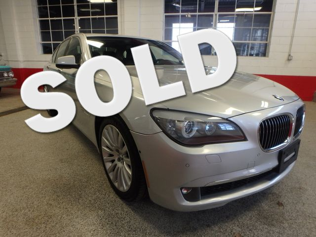 2012 Bmw 750i X-Drive EXTREMELY CLEAN, DRIVES LIKE NEW, TIGHT!~ Saint Louis Park, MN