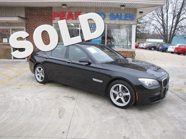 2012 BMW 750i xDrive XI in Medina, OHIO 44256
