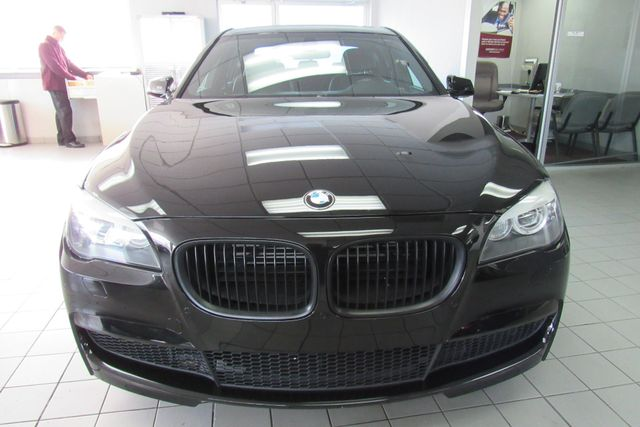 2012 BMW 750i xDrive W/ NAVIGATION SYSTEM/ BACK UP CAM Chicago, Illinois 1