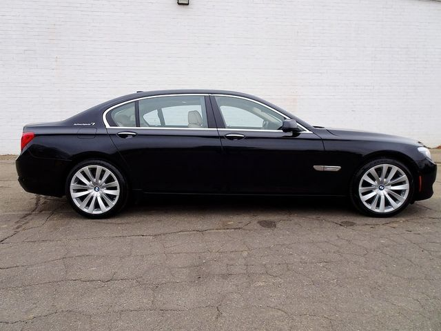 2012 BMW 750Li ActiveHybrid ActiveHybrid 750Li Madison, NC 1