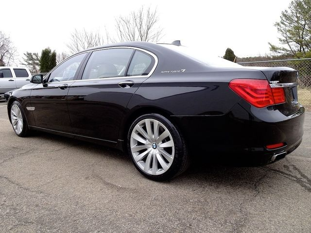 2012 BMW 750Li ActiveHybrid ActiveHybrid 750Li Madison, NC 4