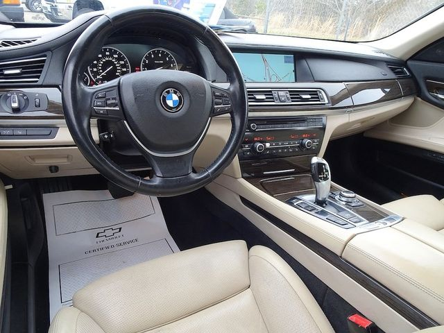 2012 BMW 750Li ActiveHybrid ActiveHybrid 750Li Madison, NC 48