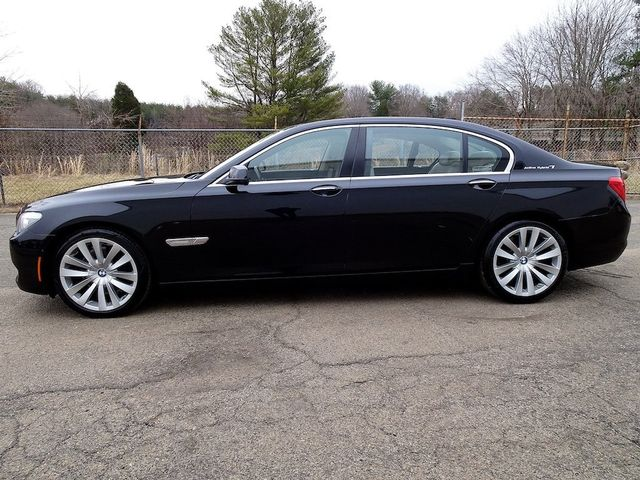2012 BMW 750Li ActiveHybrid ActiveHybrid 750Li Madison, NC 5