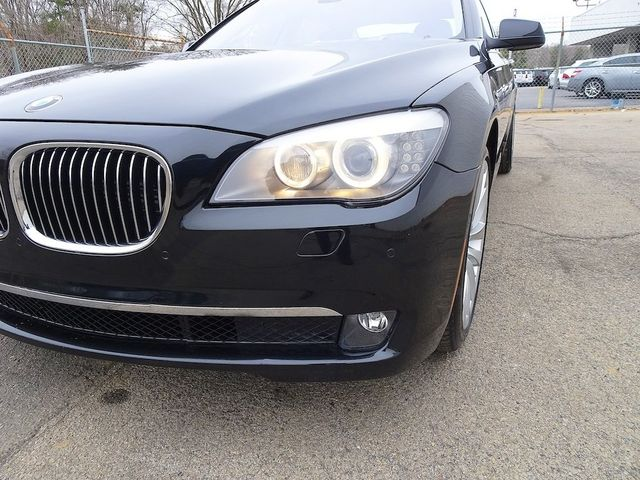 2012 BMW 750Li ActiveHybrid ActiveHybrid 750Li Madison, NC 9