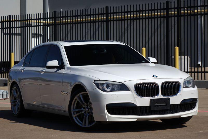 2012 BMW 750Li M-Sport* NAV* BU Cam* Sunroof*** | Plano, TX | Carrick's Autos in Plano TX