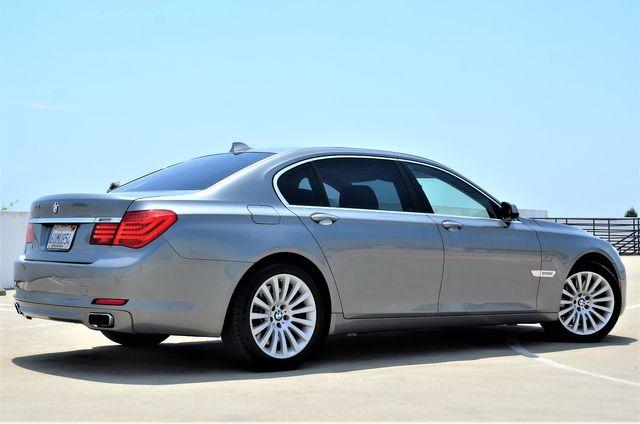 2012 BMW 750Li in Reseda, CA, CA 91335
