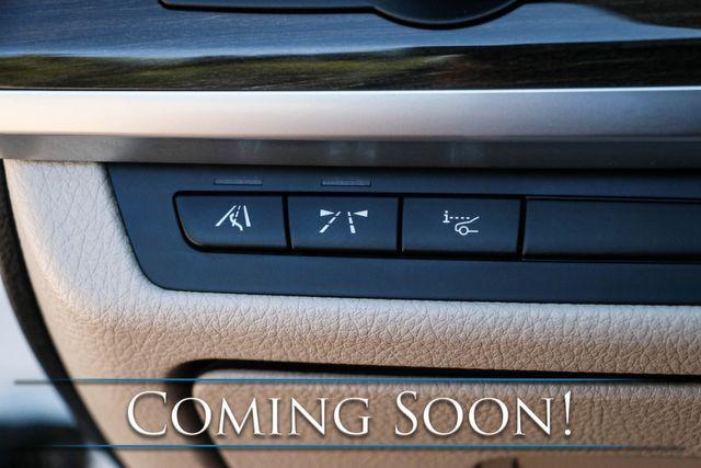 2012 BMW 750Li xDrive AWD Luxury Car w/HUD, NAV, Cooled Seats, Driver Assist Pkg & 16-Speaker Audio in Eau Claire, Wisconsin 54703