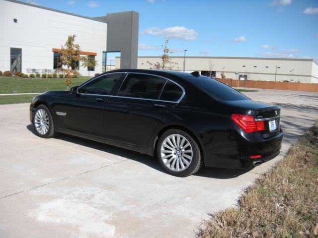 2012 BMW 750Li xDrive Chesterfield, Missouri 4