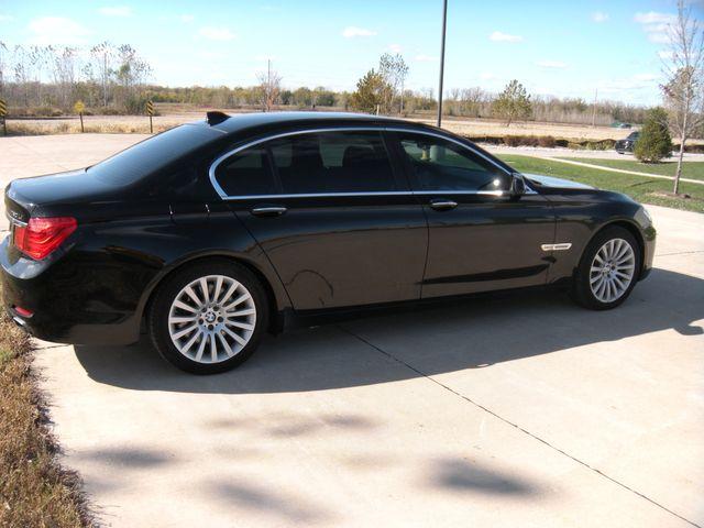 2012 BMW 750Li xDrive Chesterfield, Missouri 5