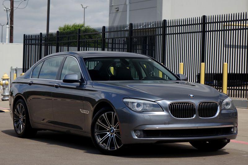 2012 BMW 750Li xDrive Prem* Nav* BU Cam* AWD* EZ Finance**   Plano, TX   Carrick's Autos in Plano TX