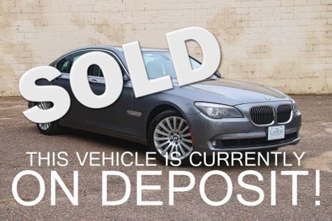 2012 BMW 750xi xDrive AWD Executive Sedan w/Climate Controlled Seats, Navigation & Professional Audio in Eau Claire
