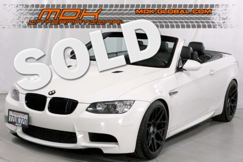 2012 BMW M3  - HRE - KW - AKRAPOVIC exhaust in Los Angeles
