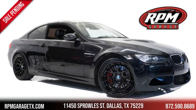 2012 BMW M3 Competition & Premium Package