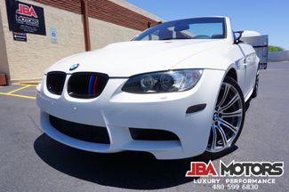 2012 BMW M3 Convertible ~ LOW MILES ~ $80k MSRP ~ Clean CarFax   MESA, AZ   JBA MOTORS in Mesa AZ
