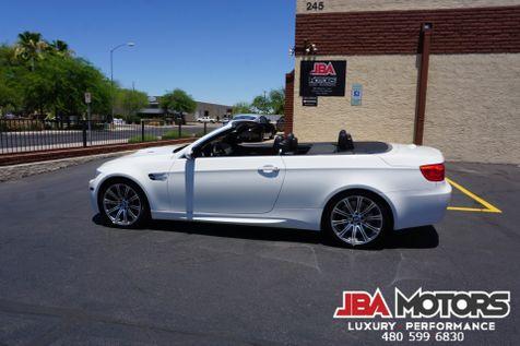 2012 BMW M3 Convertible ~ LOW MILES ~ $80k MSRP ~ Clean CarFax | MESA, AZ | JBA MOTORS in MESA, AZ