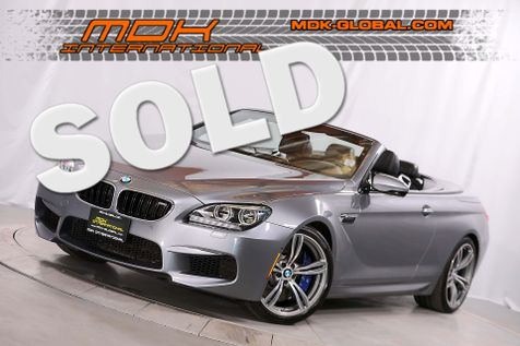 2012 BMW M6 - Executive pkg - Head up display in Los Angeles