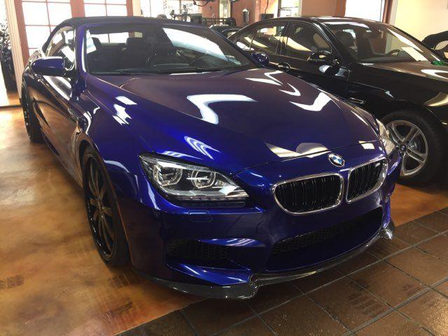 2012 BMW M6 La Jolla, California 2